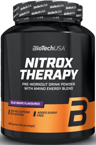 BioTechUSA Nitrox Therapy - 680g - MHD WARE 03/2020