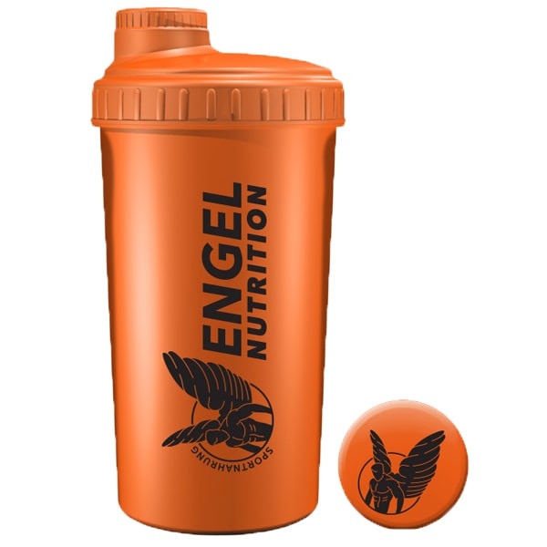 Engel Nutrition Shaker - Orange