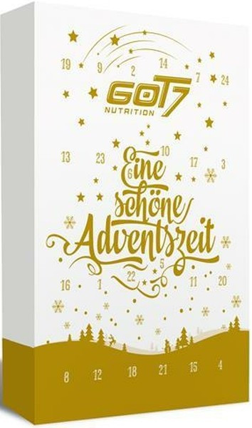 GOT7 Flavor Drop Adventskalender