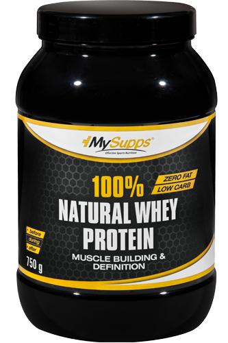 My Supps 100% Whey Protein - 750g