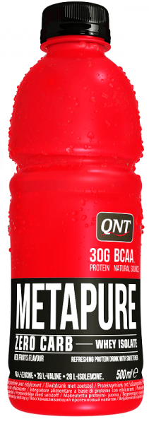 QNT Metapure Zero Carb Isopure Drink - 500ml