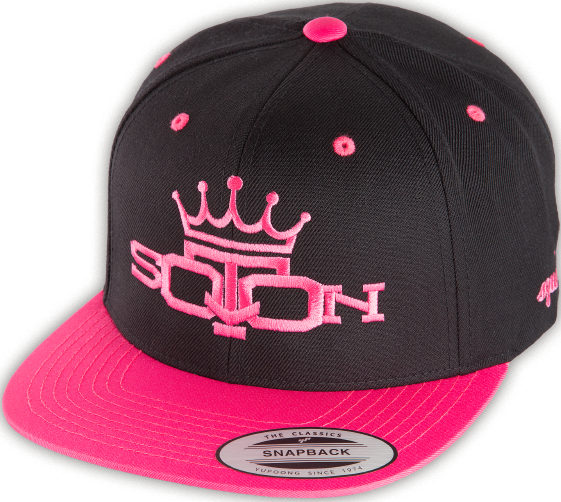 Squat Queen Cap - pink