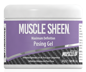 Pro Tan Muscle Sheen Posing-Gel - 58g