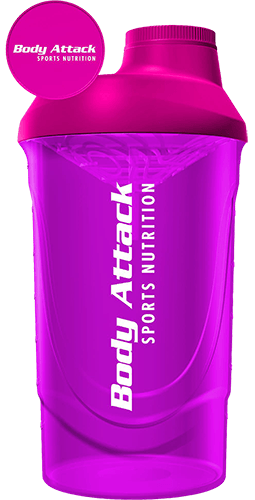 Body Attack Shaker - Pink
