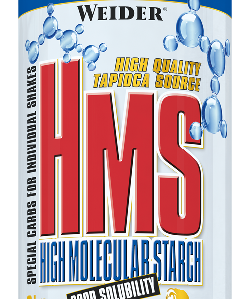 Weider HMS High Molecular Starch - 2000g