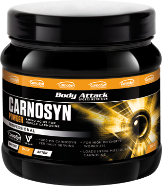 Body Attack Carnosyn Powder - 250g
