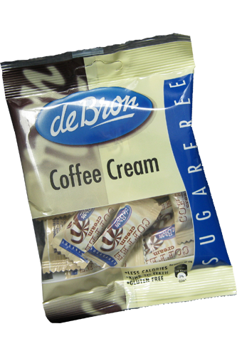 De Bron Low Carb Coffee Cream - 60g Beutel