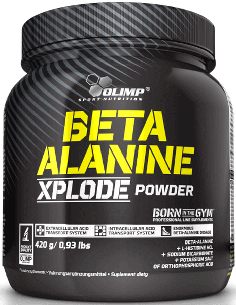Olimp Beta-Alanine Xplode Powder - 420g