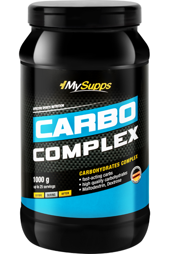 My Supps Carbo Complex - 1000g