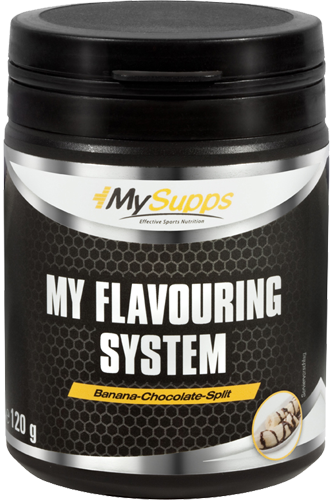 My Supps My Flavouring System - 120g Dose