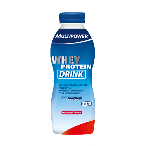 Multipower Whey Protein Drink