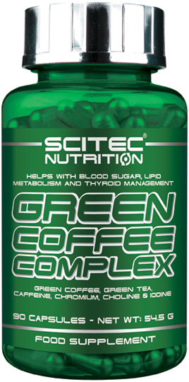 Scitec Nutrition Green Coffee Complex - 90 Kapseln