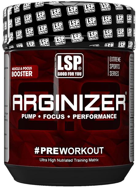 LSP Arginizer 2.0 - 600g Dose