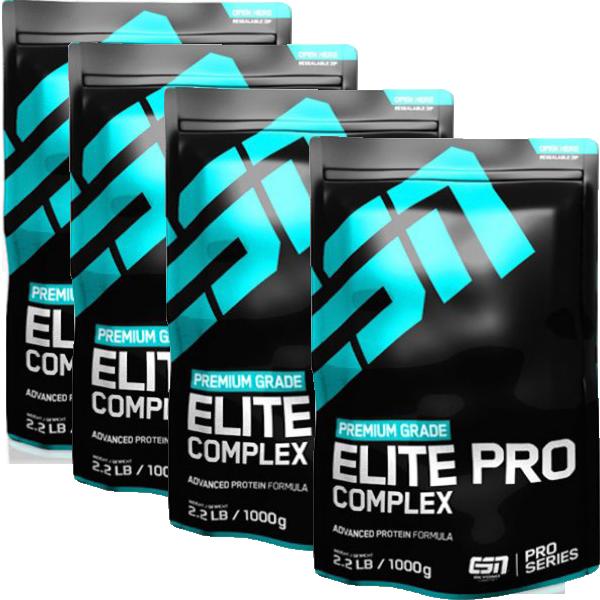 ESN Elite Pro Complex - 4x 1000g