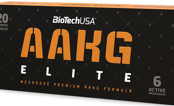 BioTechUSA AAKG Elite - 120 Kapseln
