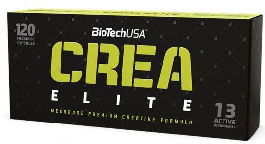 BioTechUSA Crea Elite - 120 Kapseln