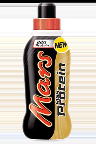 Mars Protein Drink - 12x376ml