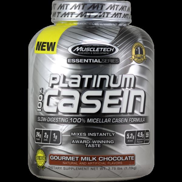 MuscleTech Platinum 100% Pure Casein 1705g