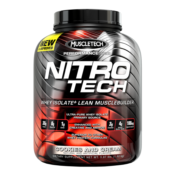 MuscleTech Nitro Tech - 1800g