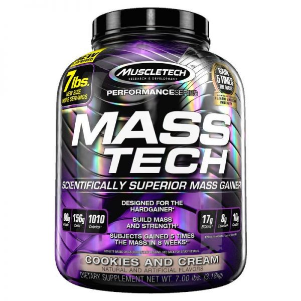 MuscleTech Mass Tech Performance Series - 3180g