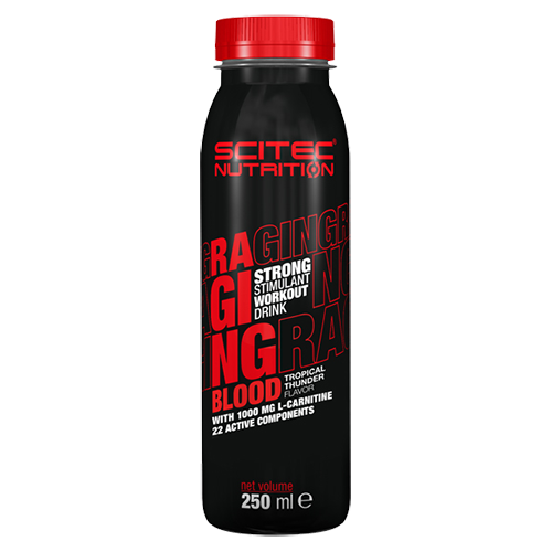 Scitec Nutrition Raging Blood Strong - 250ml