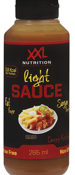 XXL Nutrition Curry Ketchup - 265ml