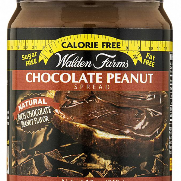 Walden Farms Chocolate Peanut Spread - 340g