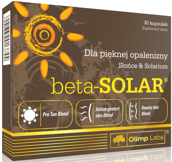 Olimp Beta Solar - 30 Kapseln