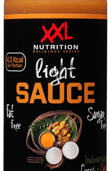XXL Nutrition Indonesian Cocos Sate - 265ml