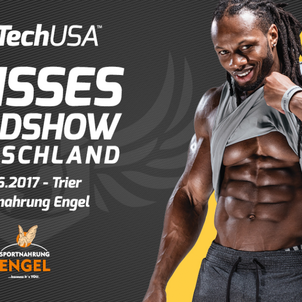 Ticket BioTechUSA Roadshow Seminar 16.06.2017