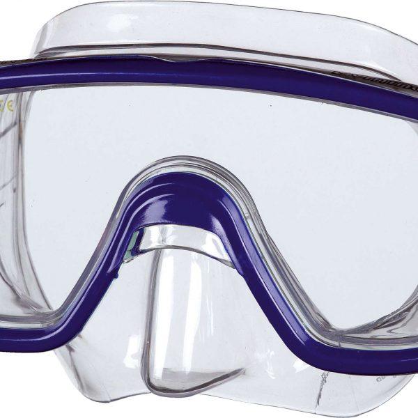 Beco Tauchermaske für Jugendliche und Erwachsene - Schwimmen - Beco