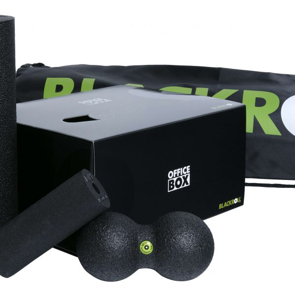 "Blackroll Faszienbox ""Office Box"" - Fitnessgeräte - Blackroll"