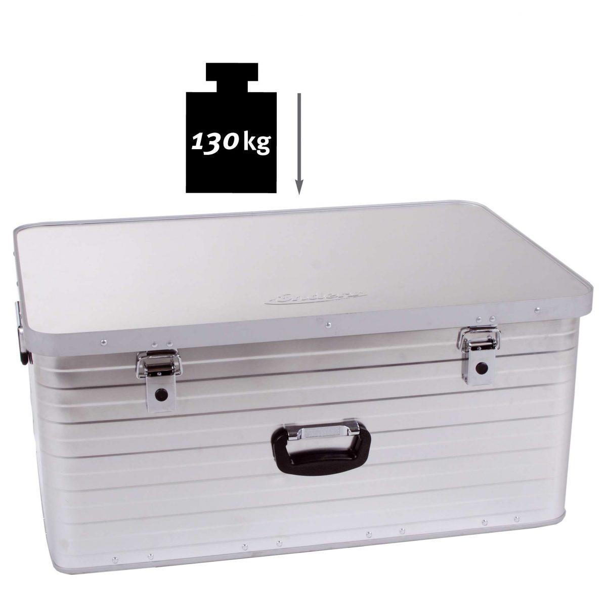 Enders Aluminium Box