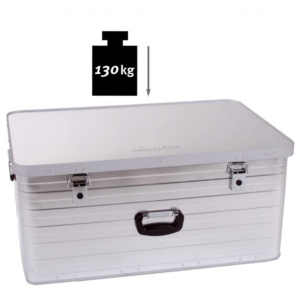 Enders Aluminium Box