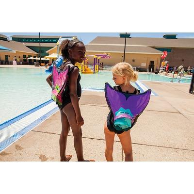 Paradise Purple - Schwimmen - Finis