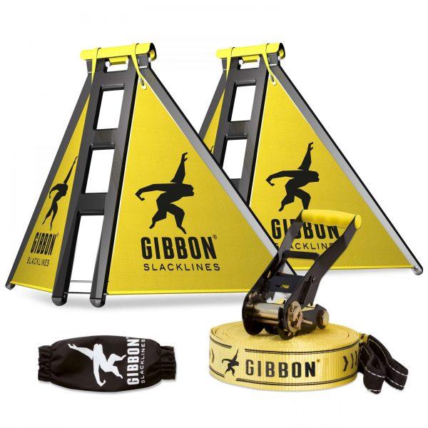 """Gibbon Slackline """"Hallen-Set"""" - Freizeitspiele - Gibbon"""