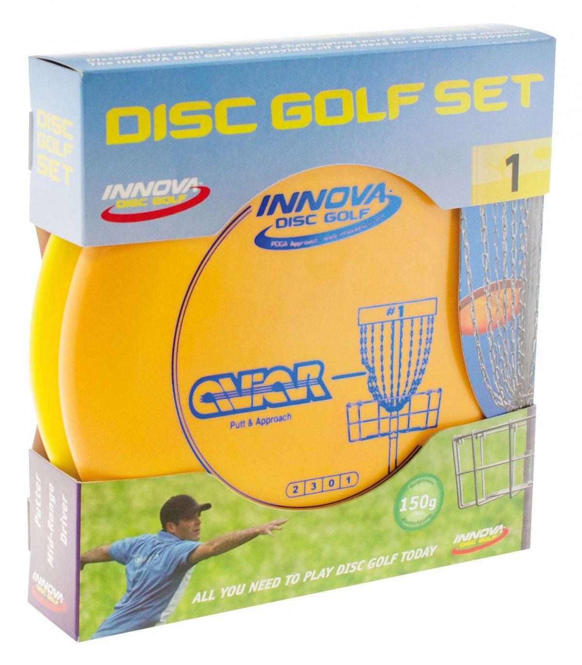 Innova Disc Golf Wurfscheiben-Set - Freizeitspiele - Innova
