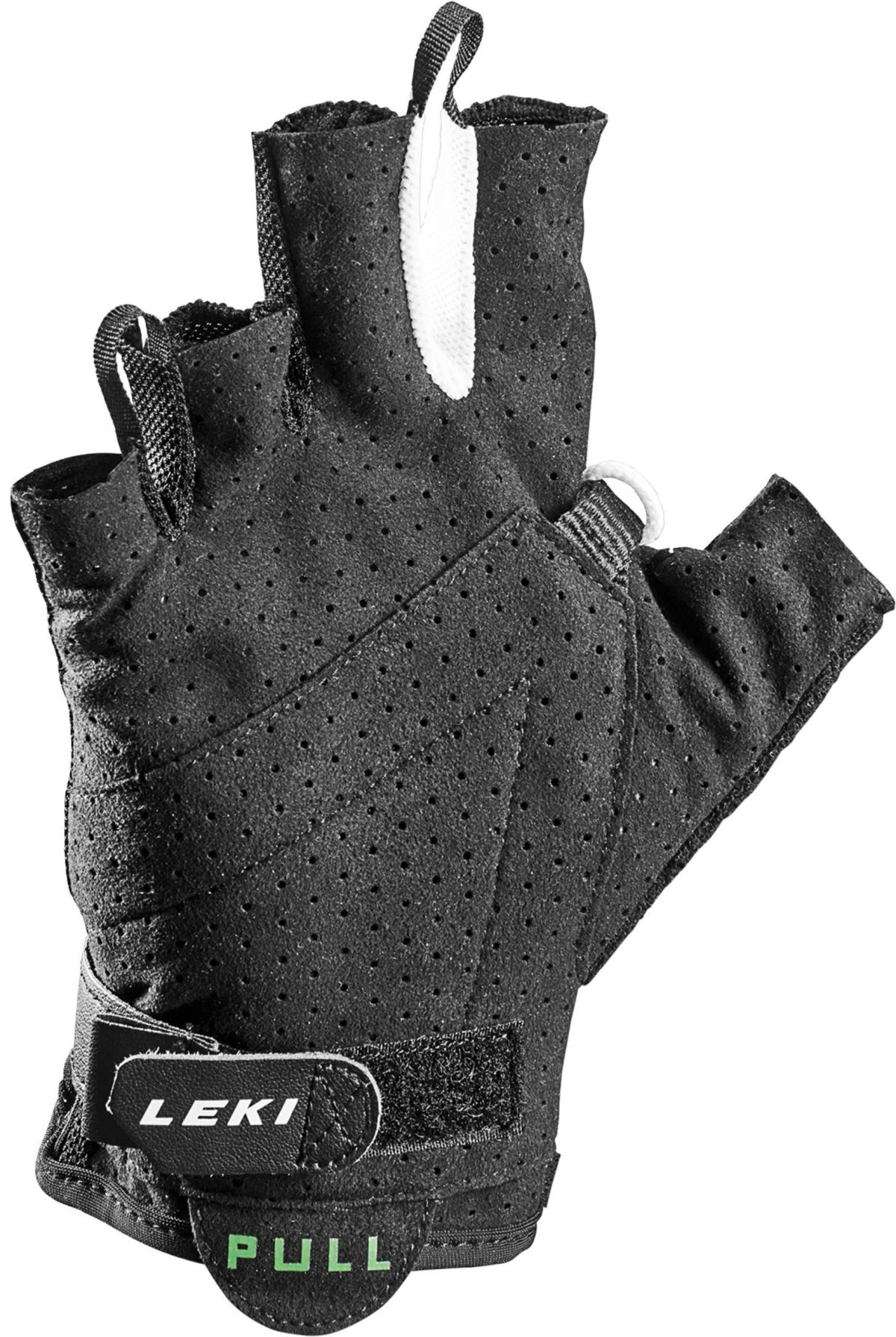 "Leki Nordic Walking Handschuhe ""Nordic Lite Shark Short"""
