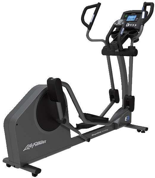 """Life Fitness Crosstrainer """"E3"""" - Fitnessgeräte - Life Fitness"""
