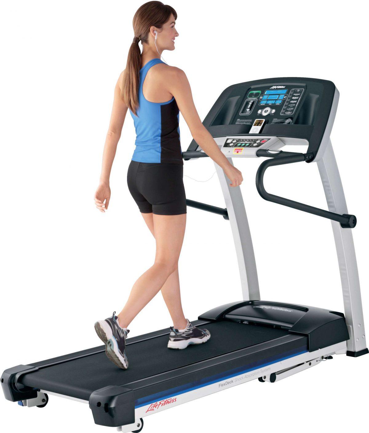 "Life Fitness Laufband ""F1 Smart"" - Fitnessgeräte - Life Fitness"