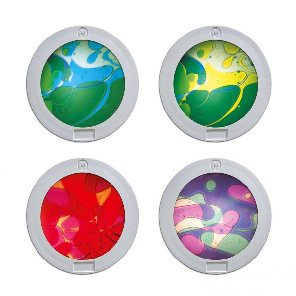 Mathmos Zusatz-Farbräder für Mathmos Space-Projektor - Therapie - Mathmos