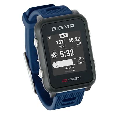 Blau - Fitnessgeräte - Sigma