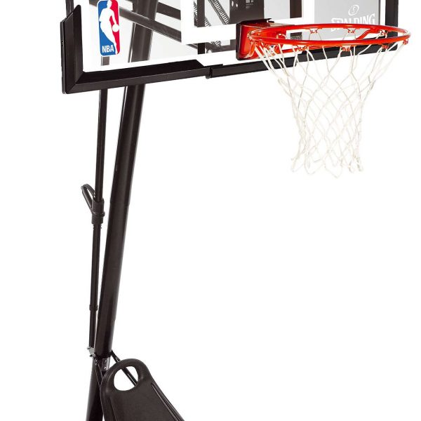 "Spalding Basketballanlage ""NBA Gold Exacta High Lift Portable"" - Teamsport - Spalding"