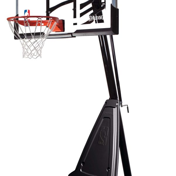 "Spalding Basketballanlage ""NBA Platinum Helix Lift Portable"" - Teamsport - Spalding"