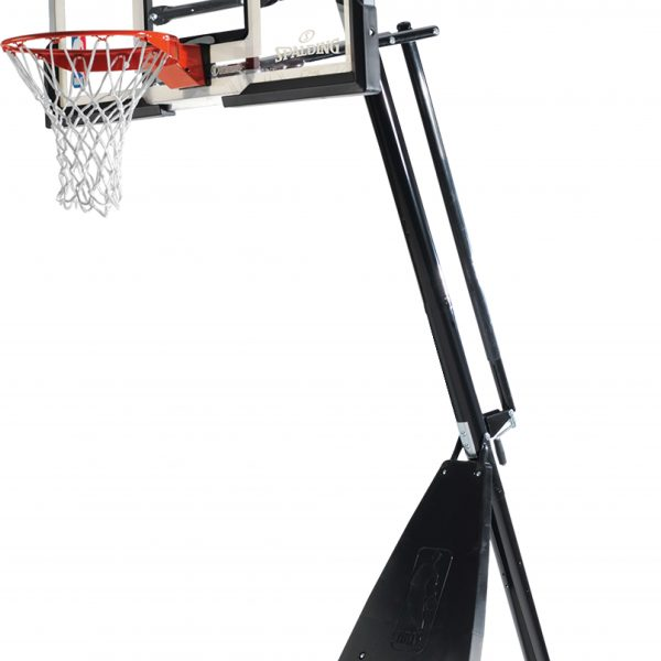 "Spalding Basketballanlage ""NBA Ultimate Hybrid Portable"" - Teamsport - Spalding"