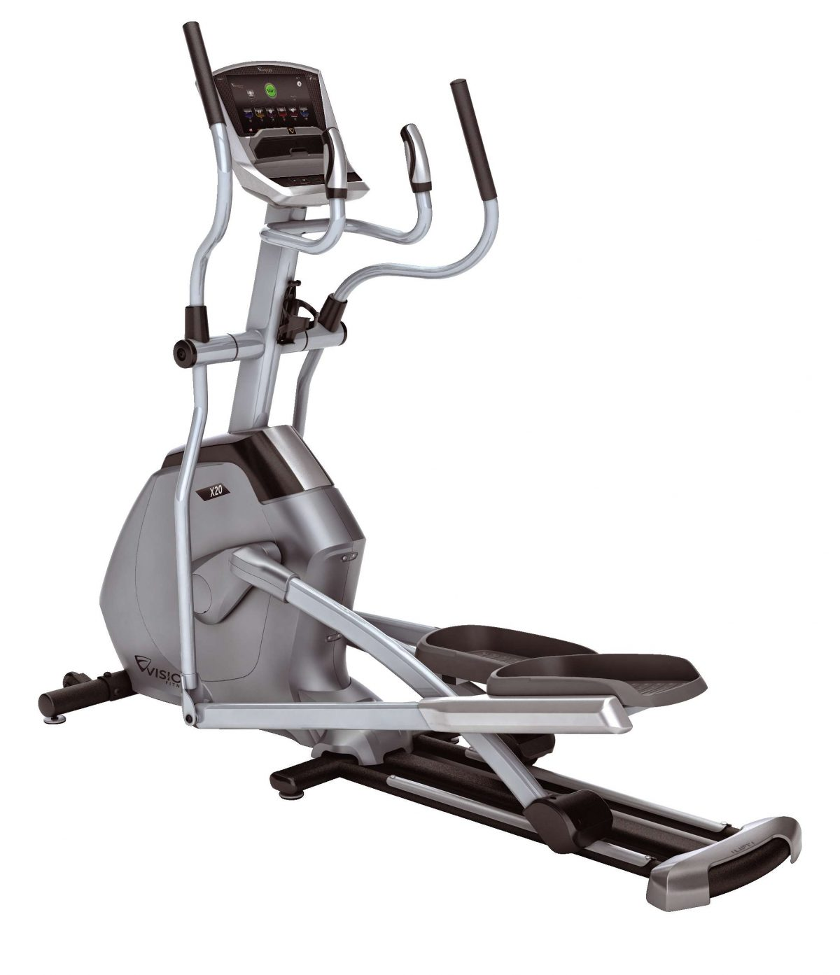 "Vision Fitness Elliptical Trainer ""X20"""