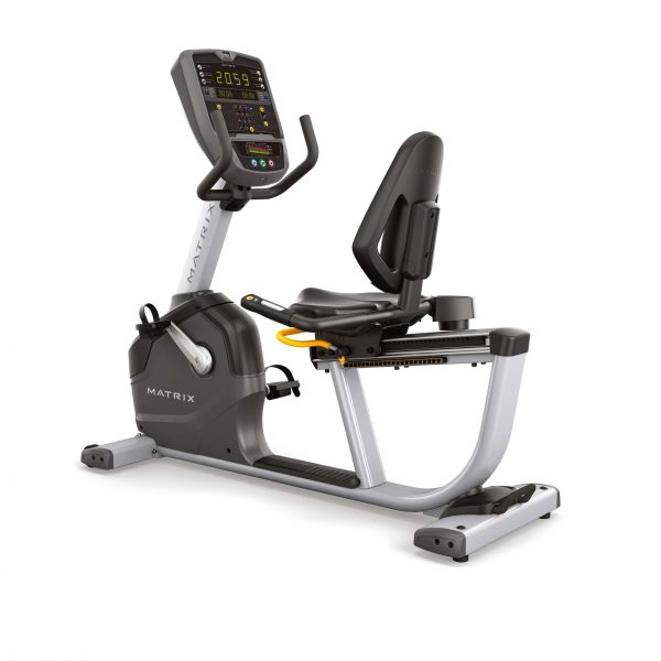 "Matrix Recumbent Bike ""R1X"" - Fitnessgeräte - Matrix"