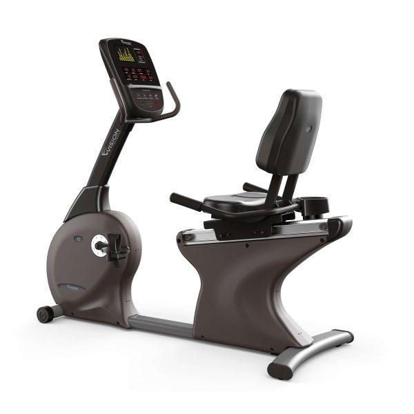 """Vision Fitness Halbliegeergometer """"R60"""" - Fitnessgeräte - Vision Fitness"""
