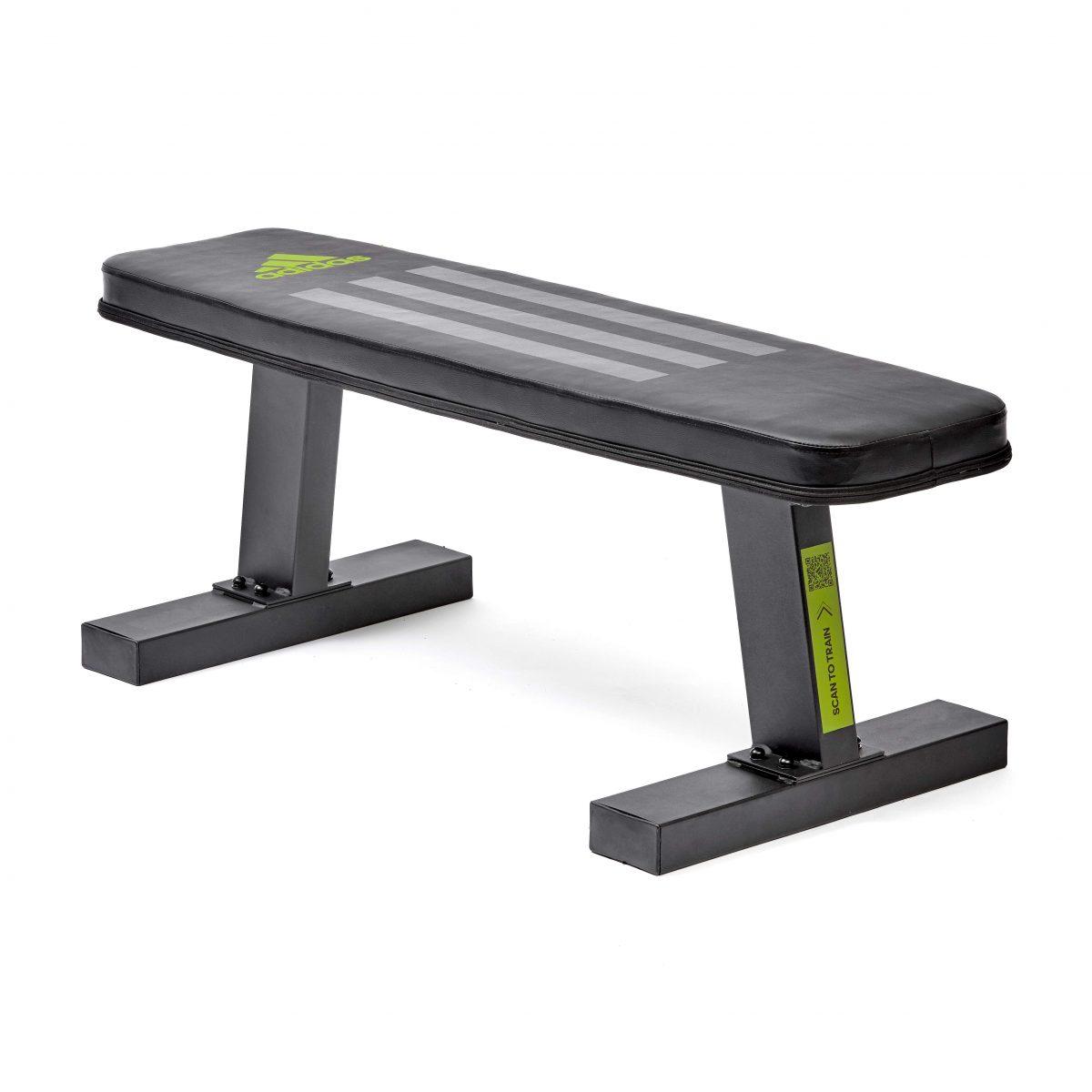 "Adidas Flachbank ""Performance Flat Bench"" - Fitnessgeräte - Adidas"