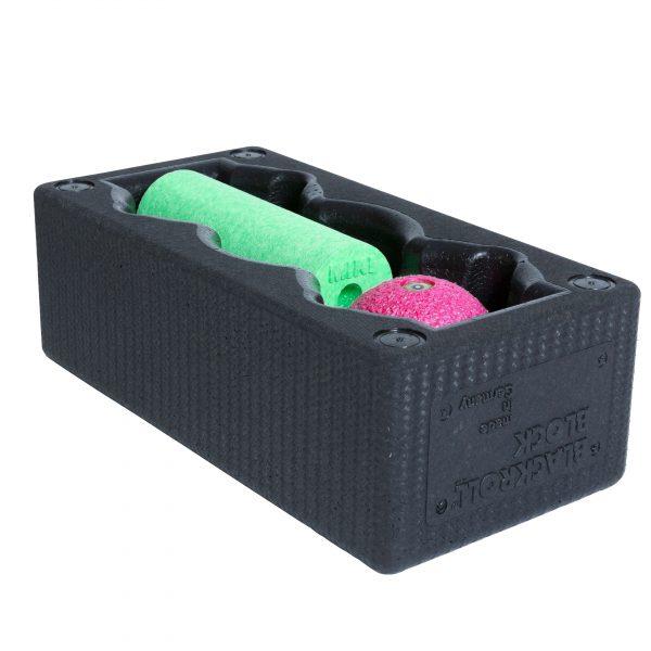 "Blackroll Faszienbox ""Block Set"" - Fitnessgeräte - Blackroll"